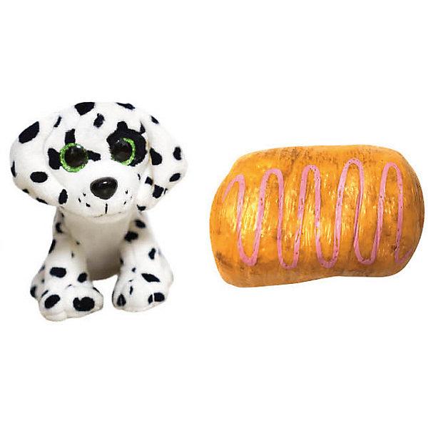 Premium Toys Мягкая игрушка-трансформер Sweet Pups Сладкие щенки, Далматинец