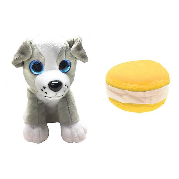 Premium Toys Мягкая игрушка-трансформер Sweet Pups Сладкие щенки, Бульдог