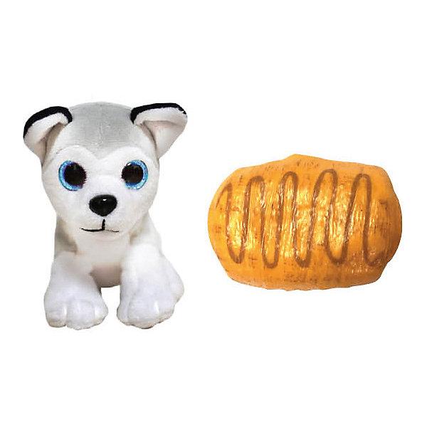 Premium Toys Мягкая игрушка-трансформер Sweet Pups Сладкие щенки, Хаски
