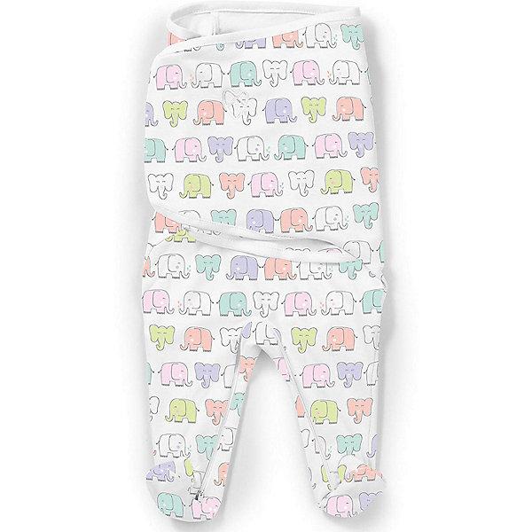 Конверт для пеленания Summer Infant, слоники
