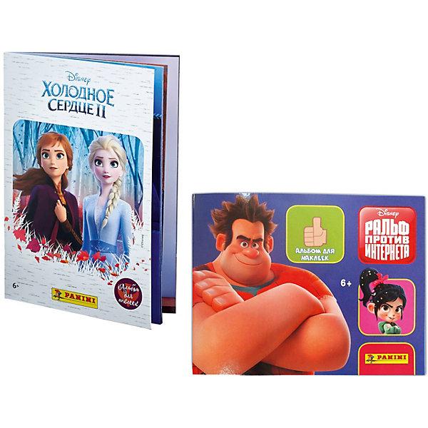 Panini Альбомы Panini Холодное сердце 2 (Frozen 2); Ральф против интернета