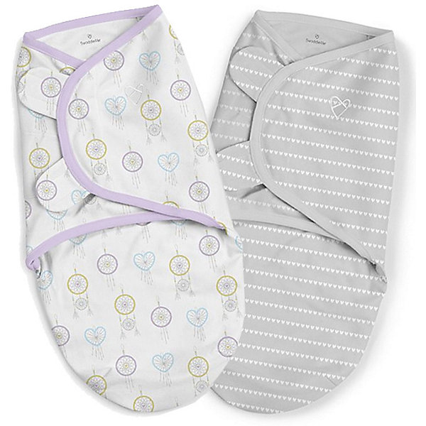 цена на Summer Infant Конверт для пеленания на липучке Summer Infant, , сердечки