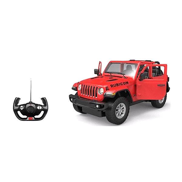 Rastar Радиоуправляемая машинка Jeep wrangler jl