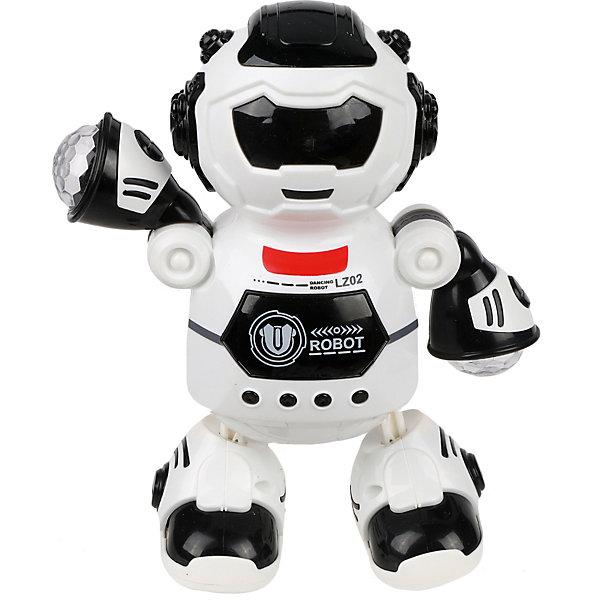 Купить Робот Наша игрушка со светом и звуком, Наша Игрушка, Китай, Унисекс