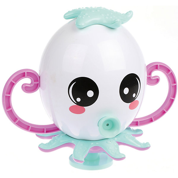 Наша Игрушка для купания игрушка Осьминог