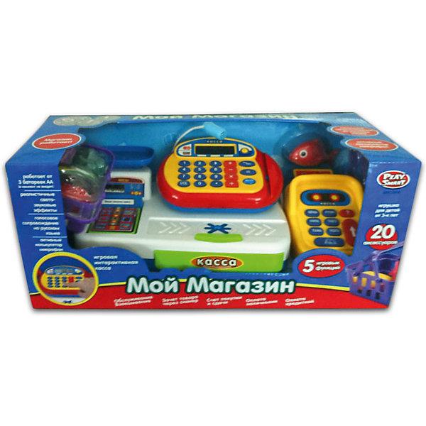 Наша Игрушка Интерактивная касса игрушка Мой магазин