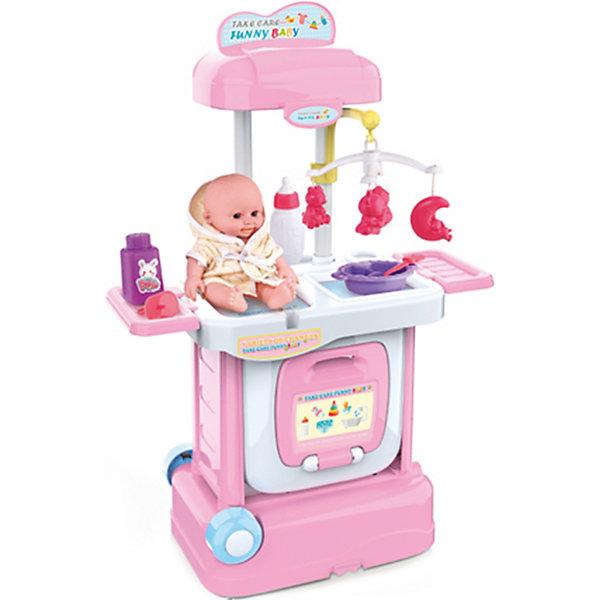 Игровой набор Наша игрушка Маленькая мама фото