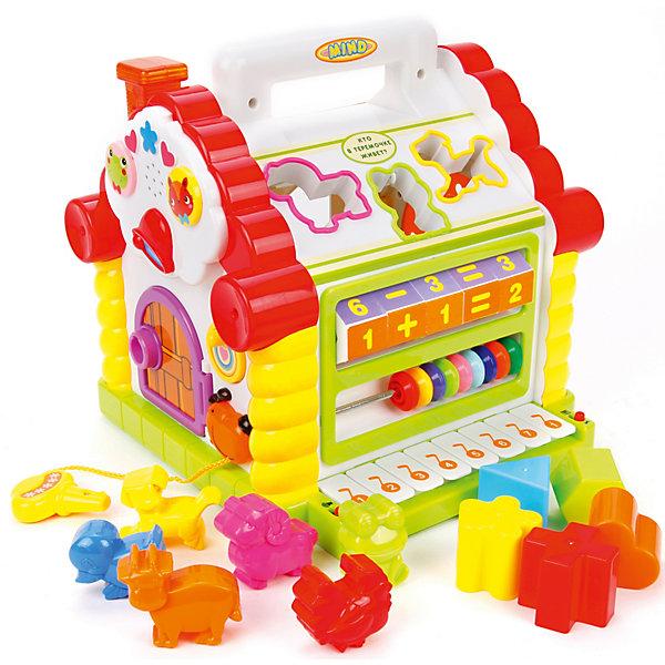 Наша Игрушка Развивающая игрушка Теремок