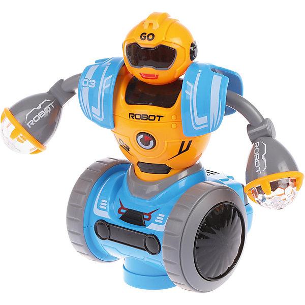 Купить Робот Наша игрушка со светом и звуком, Наша Игрушка, Китай, Женский