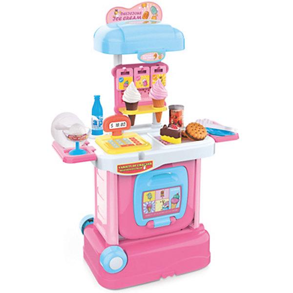 Наша Игрушка Игровой набор игрушка Магазин, десерты