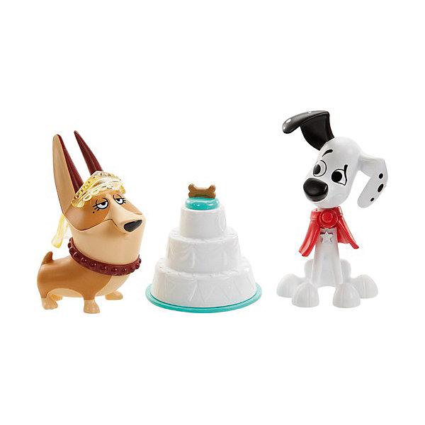 Mattel Игровой набор Disney Улица 101 Далматинца Свадебная вечеринка
