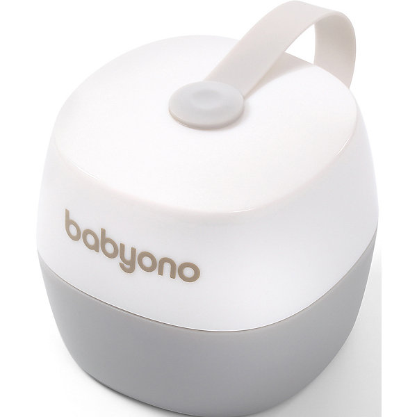 Купить Футляр для пустышек BabyOno Natural Nursing белый, Польша, Унисекс