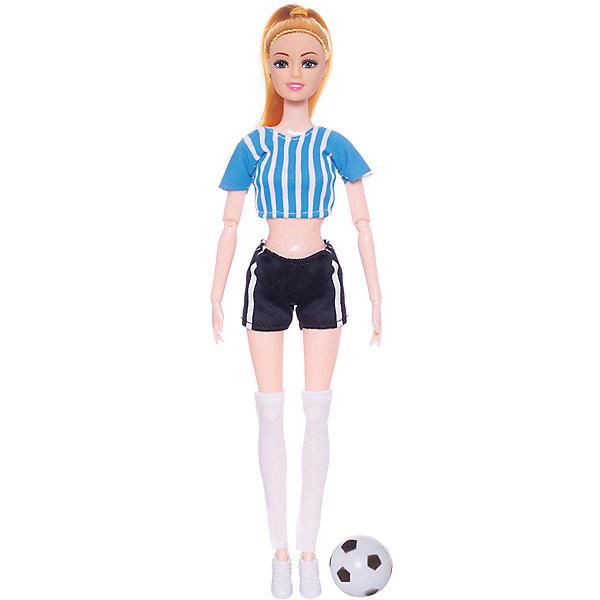 Junfa Toys Кукла Junfra Футболист с аксессуарами