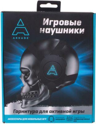 Фото - Arkade Игровые наушники с микрофоном Arkade игровые коврики melissa
