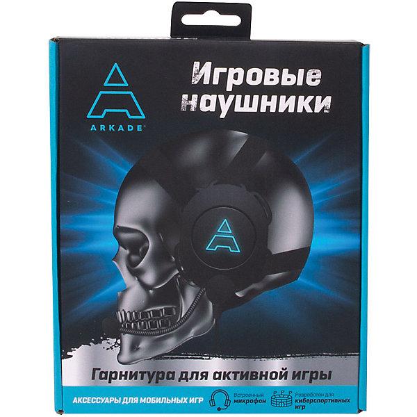 Фото - Arkade Игровые наушники с микрофоном Arkade лонгслив printio для игрока