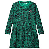 Платье Name it, цвет зеленый, размер 86,92