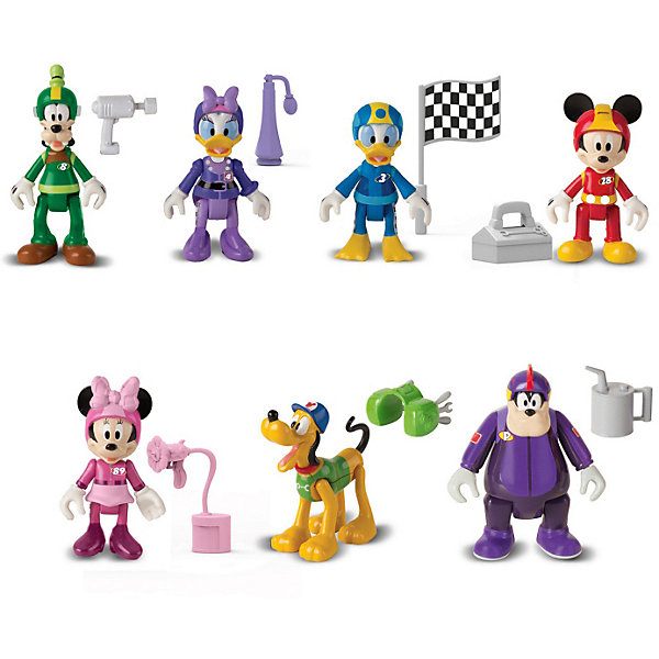 цена на Disney Игровая фигурка IMC Disney
