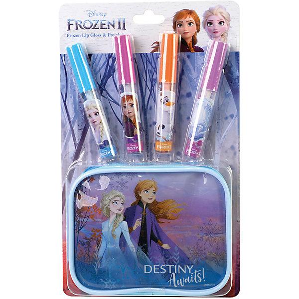 - Детская декоративная косметика Markwins Frozen Для губ
