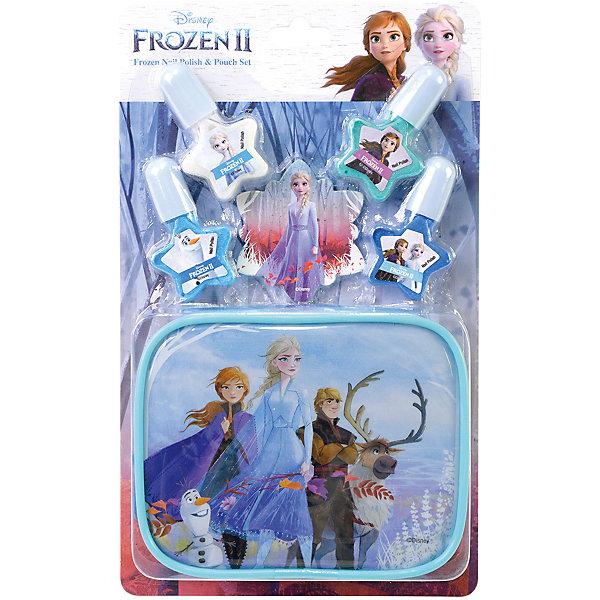 Markwins Детская декоративная косметика Markwins Frozen Для ногтей
