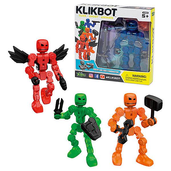 Zing Фигурка Stikbot Klikbot