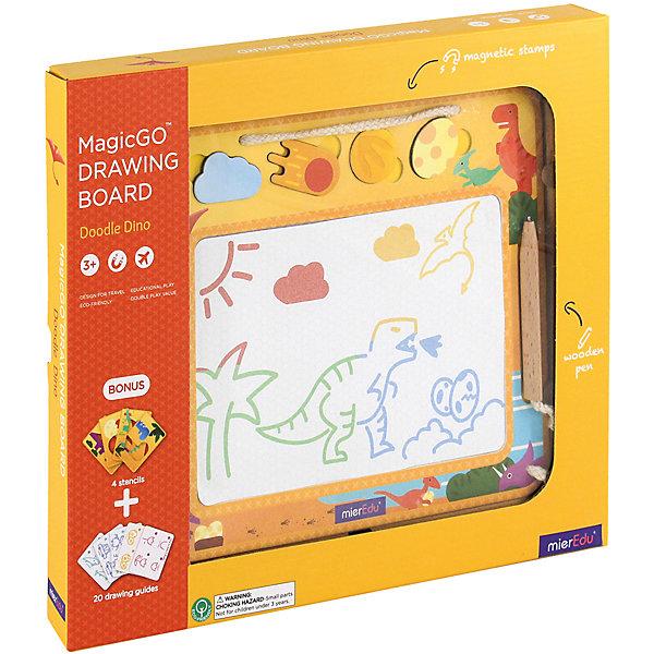 Купить Доска для рисования MagicGO Динозавры , MierEdu, Китай, Унисекс