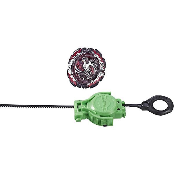 Hasbro Волчок Бейблэйд Слингшок с пусковым устройством Устрашающий Феникс P4
