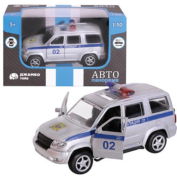 Автопанорама Машинка Автопанорама Полиция, 1:50 мультиварка vitesse vs 576