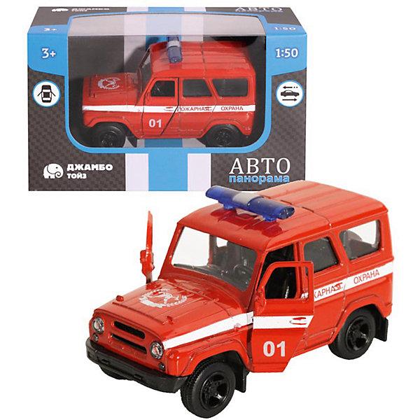 Автопанорама Машинка Пожарная охрана, 1:50