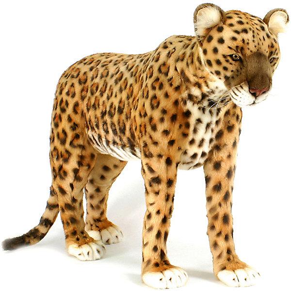 Hansa Мягкая игрушка Hansa Леопард стоящий, 54 см мягкая игрушка hansa toys котенок стоящий 7224