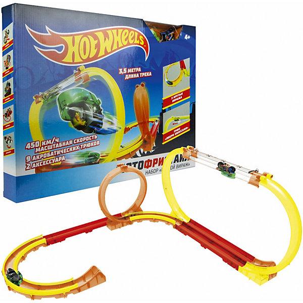 1Toy Игровой набор 1Toy Hot Wheels Мотофристайл, 15 деталей 1toy игровой набор прощай оружие профи топор 1toy