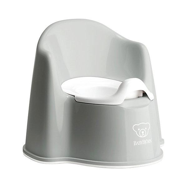 Фото - BabyBjorn Кресло-горшок BabyBjorn Potty Chair горшок туалетный детский babybjorn smart цвет розовый