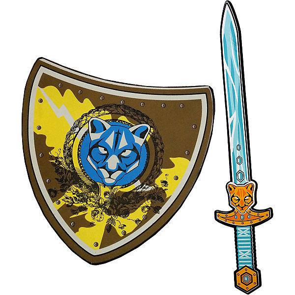 Набор рыцаря Pixel Crew Тигриный клык