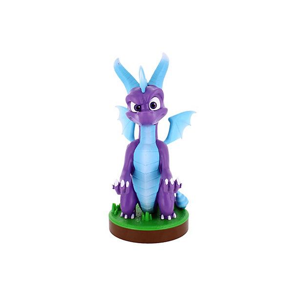 Exquisite Gaming Фигурка-подставка Exquisite Gaming Cable guy XL: Spyro: Ледяной Спайро, CGCRSP300147