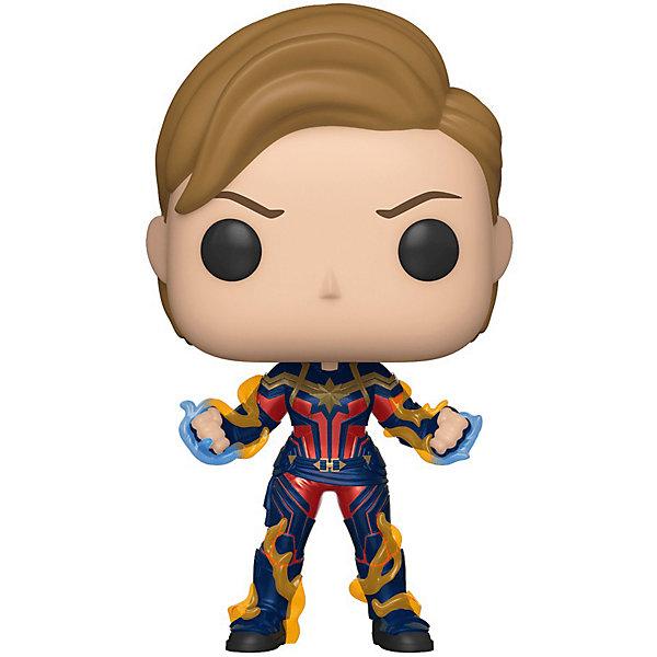 Funko Фигурка POP! Bobble: Marvel: Мстители: Финал Капитан Марвел с новой причёской, 45143