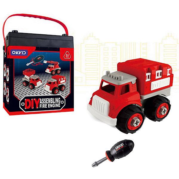 Машинка-конструктор Junfa Toys
