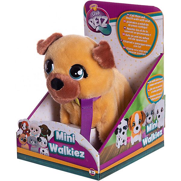 IMC Toys Инерактивный щенок IMC Toys Club Petz Mini Walkiez Shepherd все цены