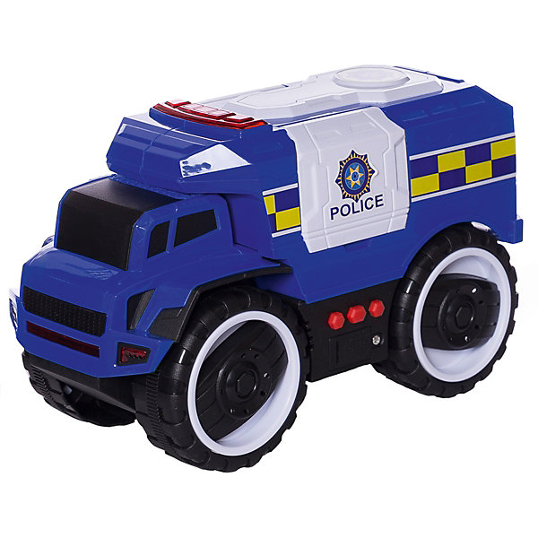 ABtoys Машинка Спецтехника Полиция