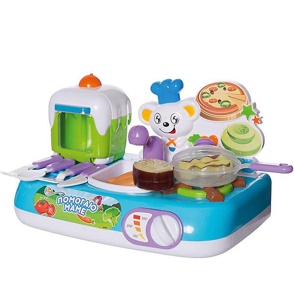 ABtoys Игровой набор Помогаю Маме Мини-кухня