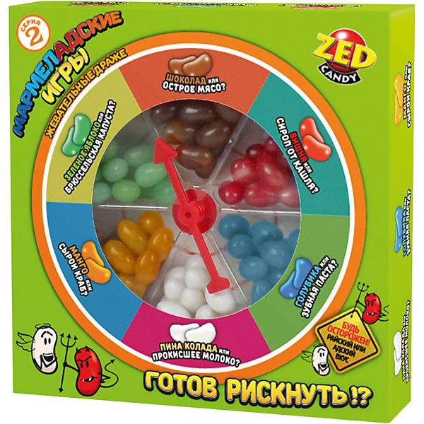 Zed Candy Настольная игра Мармеладские игры 2 серия, упаковка с окошком