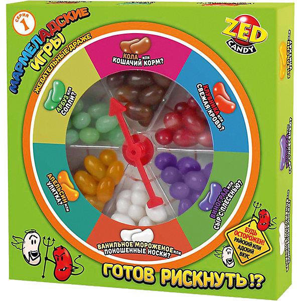 Zed Candy Настольная игра Мармеладские игры 1 серия, упаковка с окошком