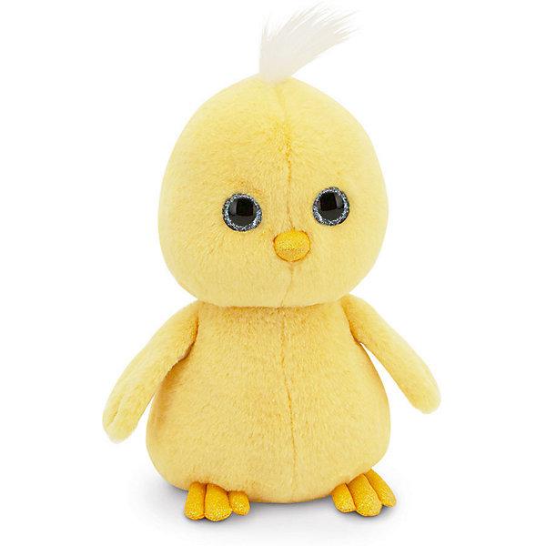 Orange Мягкая игрушка Пушистик Цыплёнок, 22 см