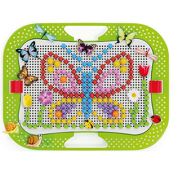 Купить Мозаика Quercetti, 316 деталей, Италия, разноцветный, Унисекс
