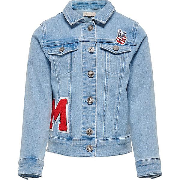 KIDS ONLY Джинсовая куртка Kids Only пиджак с отложным воротником b young