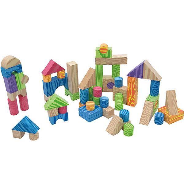 Little Hero Мягкий конструктор Строительные кубики