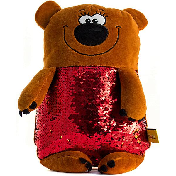 KiddieArt Мягкая игрушка Tallula Медведь, 45 см