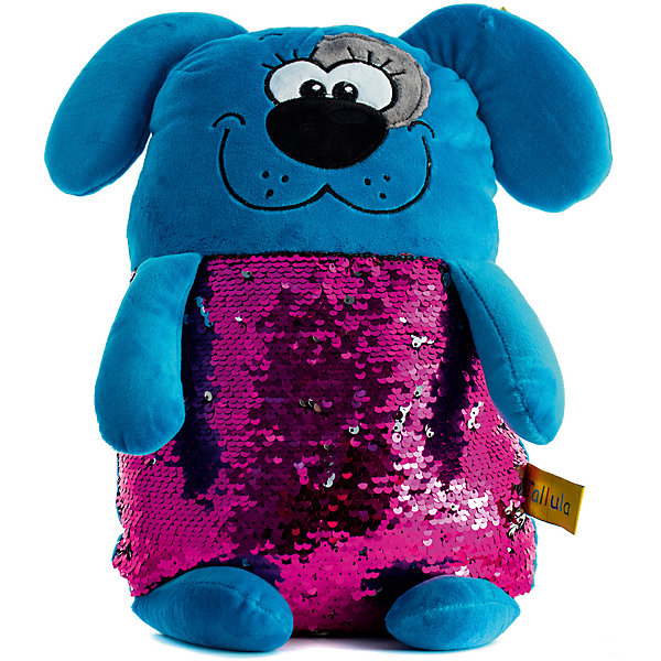 KiddieArt Мягкая игрушка Tallula Собака, 45 см