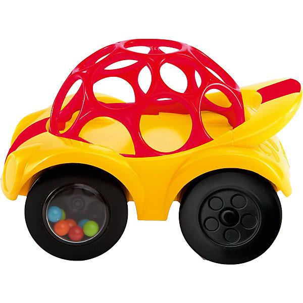 Купить Развивающая игрушка Oball Машинка , Китай, желтый, Мужской
