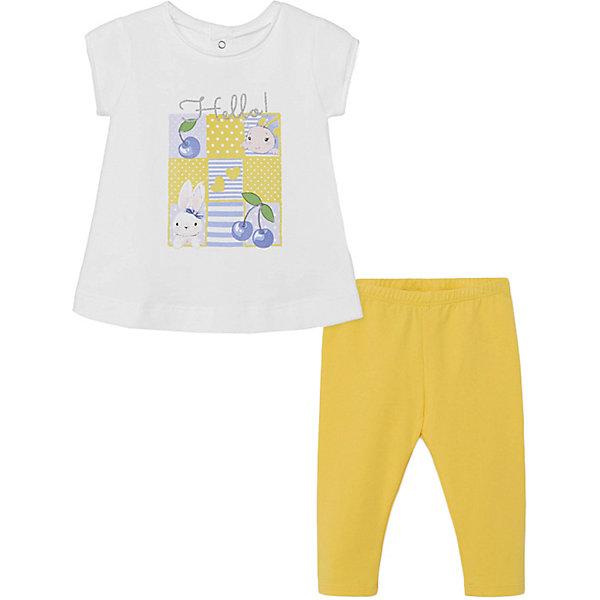 Комплект : футболка и леггинсы Mayoral 13806523