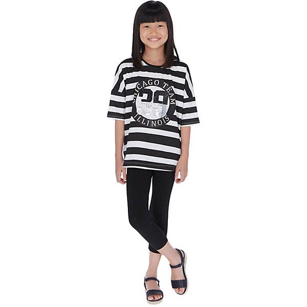 Комплект Mayoral: футболка и леггинсы фото