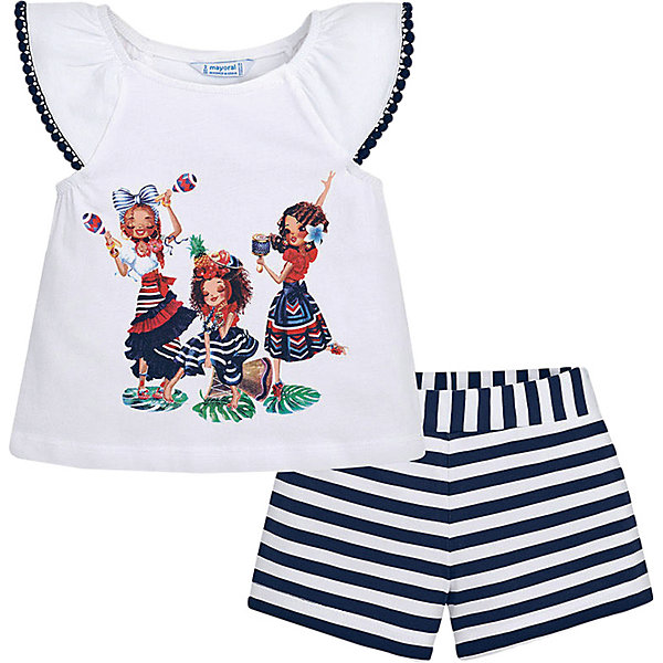 Комплект : футболка и шорты Mayoral 13808227